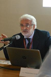 Prof. Francesco D'Addato