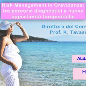 risk managment in gravidanza